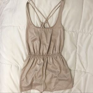 Pins and Needles Silky Romper